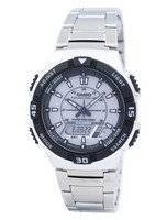 Casio Analog Digital Tough Solar AQ-S800WD-7EVDF AQS800WD-7EVDF Men's Watch