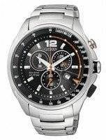 Citizen Eco-Drive Tachymeter Chronograph AT0796-54E AT0796 Men's Watch