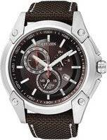 Citizen Eco-Drive Chronograph AT0851-23W Mens Watch
