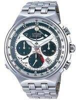 Citizen Promaster Eco Drive Chronograph AV0020-55A AV0020 Titanium Men's Watch