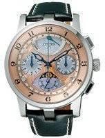 Citizen Campanola Eco Drive AV2000-01W AV2000 Men's Watch