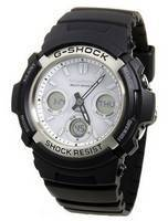 Casio G-Shock Atomic Multi Band 6 Analog Digital AWG-M100S-7AER Men's Watch