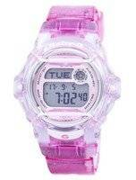 Casio Baby-G Alarm World Time BG-169R-4D BG169R Ladies Watch