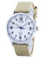 Citizen Quartz White Dial BI1050-05A Men's Watch