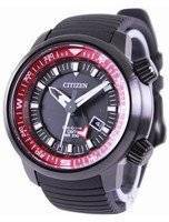 Citizen Eco-Drive GMT Diver's 200M BJ7085-09E Men's Watch
