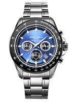 Aries Gold Inspire Drifter Chronograph Quartz G 7001 SBK-BU Men's Watch