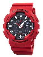Casio G-Shock GA-100B-4A Analog-Digital Men's Watch