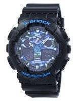 Casio G-Shock Analog Digital GA-100CB-1A Men's Watch