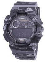 Casio G-Shock Digital Camouflage Series GD-120CM-8 Men's Watch