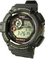 Casio G-Shock Mudman GW-9300-1JF Men's Watch
