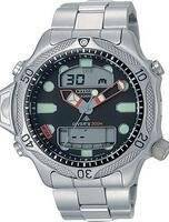 Citizen Aqualand Diver Depth Meter Promaster JP1010-51E JP1010