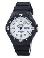Casio Quartz Analog Black Dial MRW-200H-7EVDF MRW-200H-7EV Men's Watch