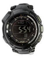 Casio Pro Trek Tough Solar Triple Sensor 100m Watch PRG-110Y-1V