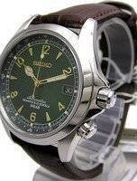 Seiko Automatic Alpinist Watch SARB017 Men's Watch