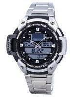 Casio Sports Altimeter Thermometer SGW-400HD-1BVDR SGW400HD-1BVDR Watch