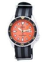 Seiko Automatic Diver's 200M NATO Strap SKX011J1-NATO1 Men's Watch