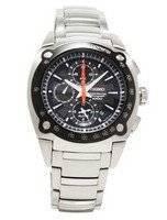 Seiko Sportura Chronograph Tachymeter 100m Mens Watch SNAA95P1