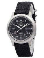 Seiko 5 Military Automatic Nylon Mens watch SNK809K2 SNK809