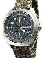 Seiko Chronograph Army SNN219P1 SNN219P SNN219 Men's Watch