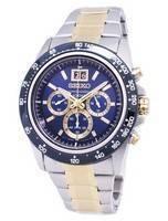Seiko Neo Sports Chronograph Quartz SPC239 SPC239P1 SPC239P Men's Watch