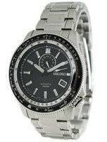 Seiko Superior Automatic Hand Winding SSA003J Black Dial Tachymeter Mens Watch