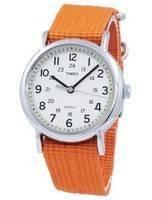 Timex Weekender Slip Thru Indiglo Quartz T2N745 Unisex Watch