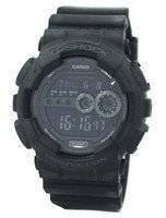 Refurbished Casio G-Shock GD-100-1BDR GD-100-1BD GD-100-1B Men's Watch