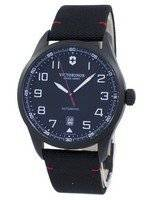 Victorinox Airboss Black Edition Swiss Army Automatic 241720 Men's Watch