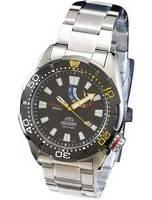 Orient M-Force Automatic 200M Diver Power Reserve WV0181EL Men's Watch