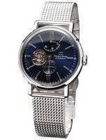 Orient Star Classic Automatic Semi Skeleton WZ0151DK Men's Watch