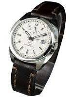 Orient Star White w/Somes Bridle Leather WZ0211EL