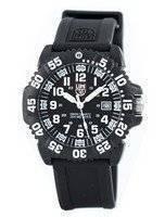 ルミノックス海海軍シール カラーマーク 3050 シリーズ スイス製クォーツ 200 M XS.3051 メンズ腕時計