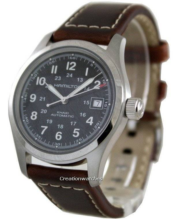 Hamilton Khaki Field H70455533 Men's Watch - Click Image to Close
