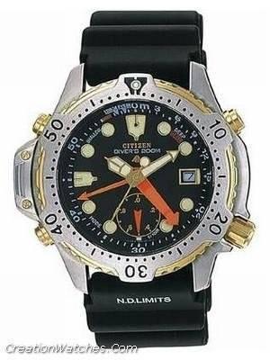 Citizen Diver Promaster Analog Aqualand Watch AL0004-03E AL0004