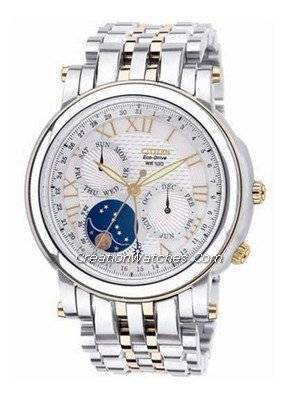 Citizen Eco Drive Moon Phase AP1015-57A