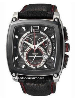 Citizen Eco-Drive Chronograph AT0730-01E Mens Watch