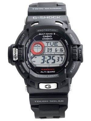Casio G-Shock Riseman Twin Sensor Atomic GW-9200-1 Men's Watch