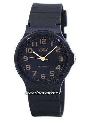 Casio Classic Quartz Black Strap MQ-24-1B2LDF MQ-24-1B2L Men's Watch