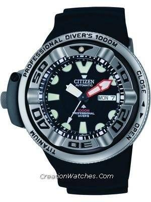 Citizen EP6040-53E Eco-Drive Promaster Ladies Diver Watch at uhrcenter