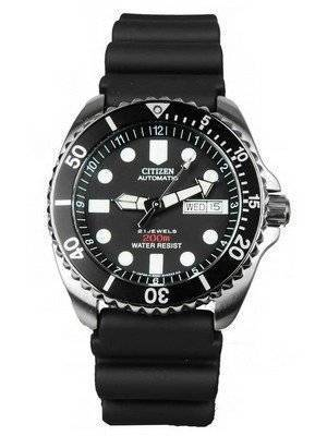 Citizen Promaster Diver Automatic NY2300-09EB NY2300 21 Jewels 200m Men's Watch