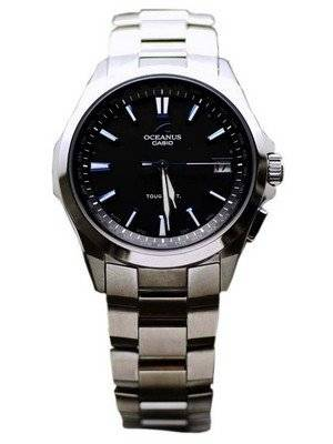 Casio Oceanus Atomic OCW-S100-1AJF OCWS100-1AJF- Men's Watch