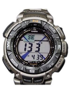 Casio Protrek PRG-240T-7DR PRG-240T-7 Triple Sensor Men's Watch