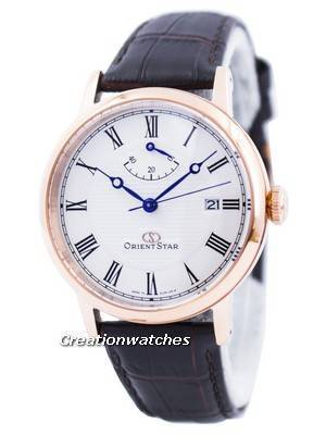 Orient Star Elegant Classic Automatic Power Reserve SEL09001W EL09001W Men's Watch