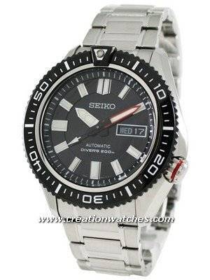 Seiko Diver's 200M Automatic SKZ325K1 SKZ325 SKZ325K Men's Watch