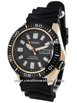 Seiko Automatic 200M Divers SKZ330K1 SKZ330 SKZ330K Men's Watch