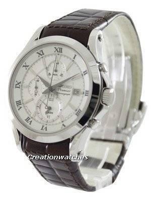 Seiko Premier Chronograph SNAF21P1 SNAF21P SNAF21 Men's Watch