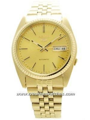 Seiko 5 Automatic  SNXJ94K1 SNXJ94K SNXJ94 Men's Watch