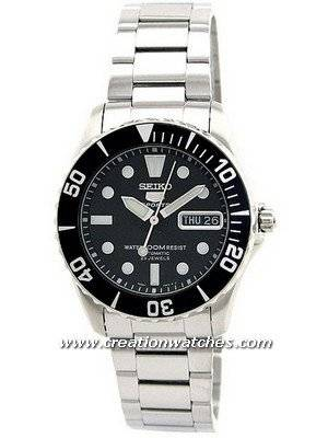 Seiko 5 Sports Automatic Diver's Mid-Size SNZF29K1 SNZF29K SNZF29 Men's Watch
