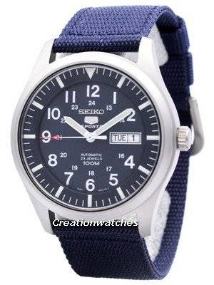 Seiko 5 Sports Automatic SNZG11 SNZG11K1 SNZG11K Men's Watch