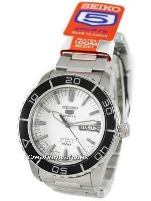 Seiko 5 Sports Automatic SNZH51J1 SNZH51J SNZH51 Men's Watch